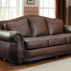 Leather Nailhead Sofa Set Legs For Sofas Australia 20 43 Choices Of Brown With Trim