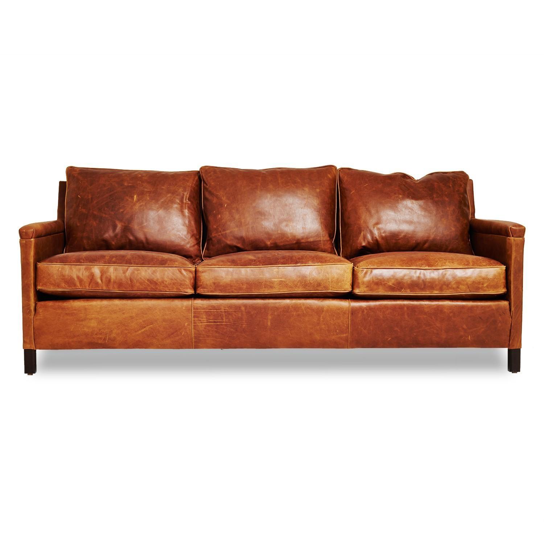 20 Top Camel Color Leather Sofas  Sofa Ideas
