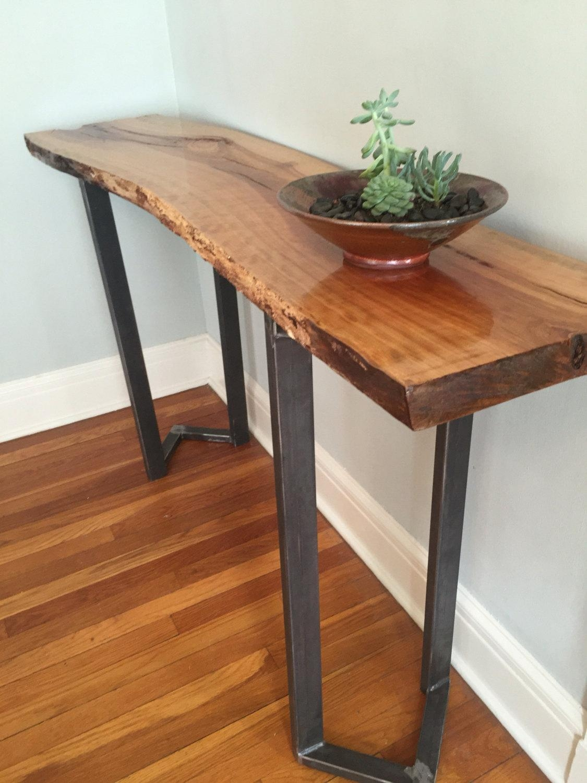 sofa console tables wood emerald green australia 20 top cherry ideas