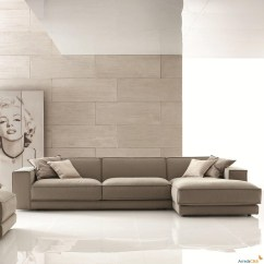 Chaise Sofa With Ottoman Costco Cushions For Wooden 15 Photos Goose Down Sectional | Ideas