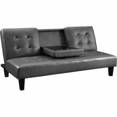 Rialto Faux Leather Futon Sofa Bed Designer Covers Online 20 Top Sofas Ideas