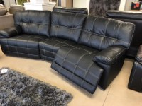 Curved Reclining Sofa Curved Reclining Sofa Tables And ...