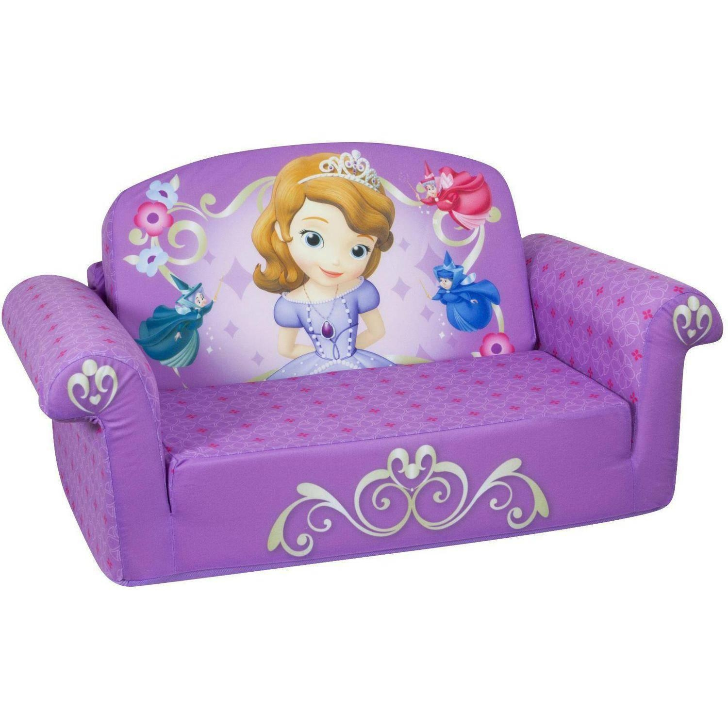 disney princess flip out sofa waterproof cover amazon bed home the honoroak