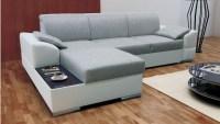 Corner Sofas With Storage Malaga Luxury Corner Sofa Bed ...