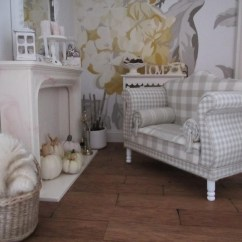 Shabby Chic Sofa Bed Uk Kidney Shaped Table 20 Photos Sofas Covers Ideas
