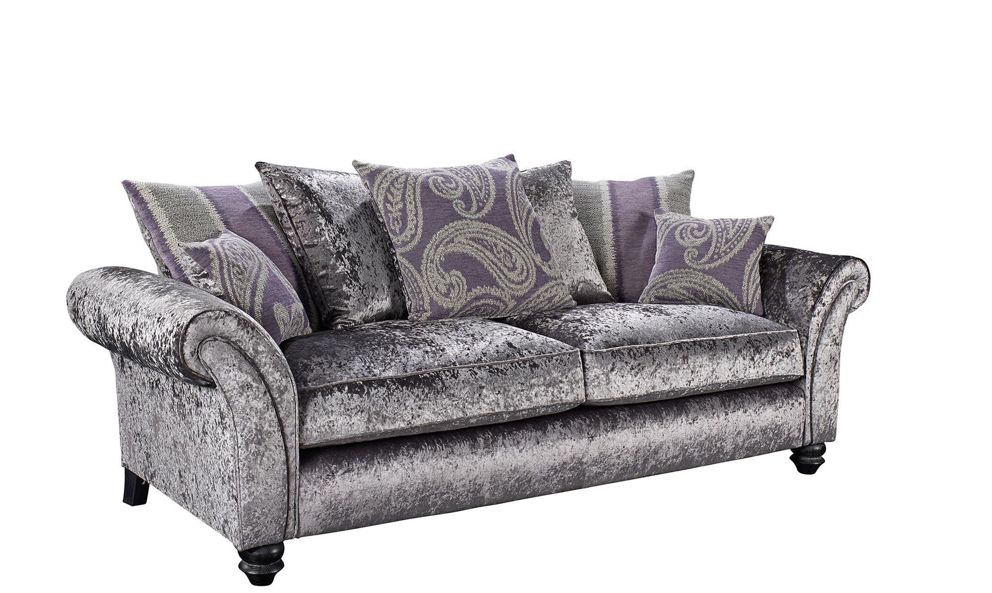 20 Collection of Loose Pillow Back Sofas  Sofa Ideas