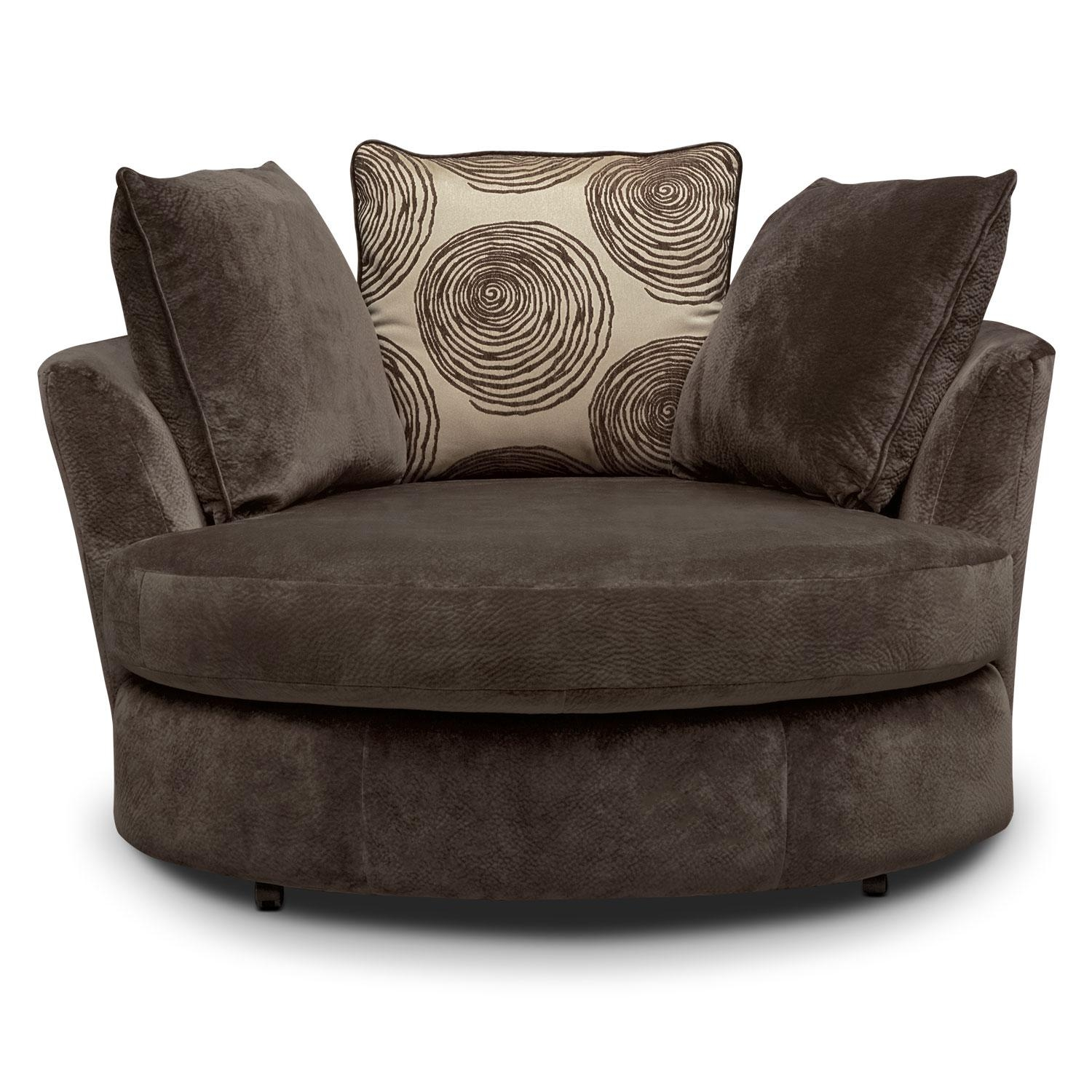 Circle Swivel Chair 20 Top Cuddler Swivel Sofa Chairs Sofa Ideas