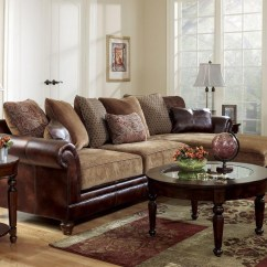 Chenille Sectional Sofas With Chaise Leather And Fabric Corner Sofa 20 Ideas Of