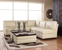Faux Leather Sectional Sofa Ashley Amusing Faux Leather ...