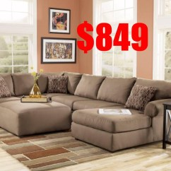 Ashley Faux Leather Sofa Reviews Mart Billings Mt Hours 20 Collection Of Sectional Sofas