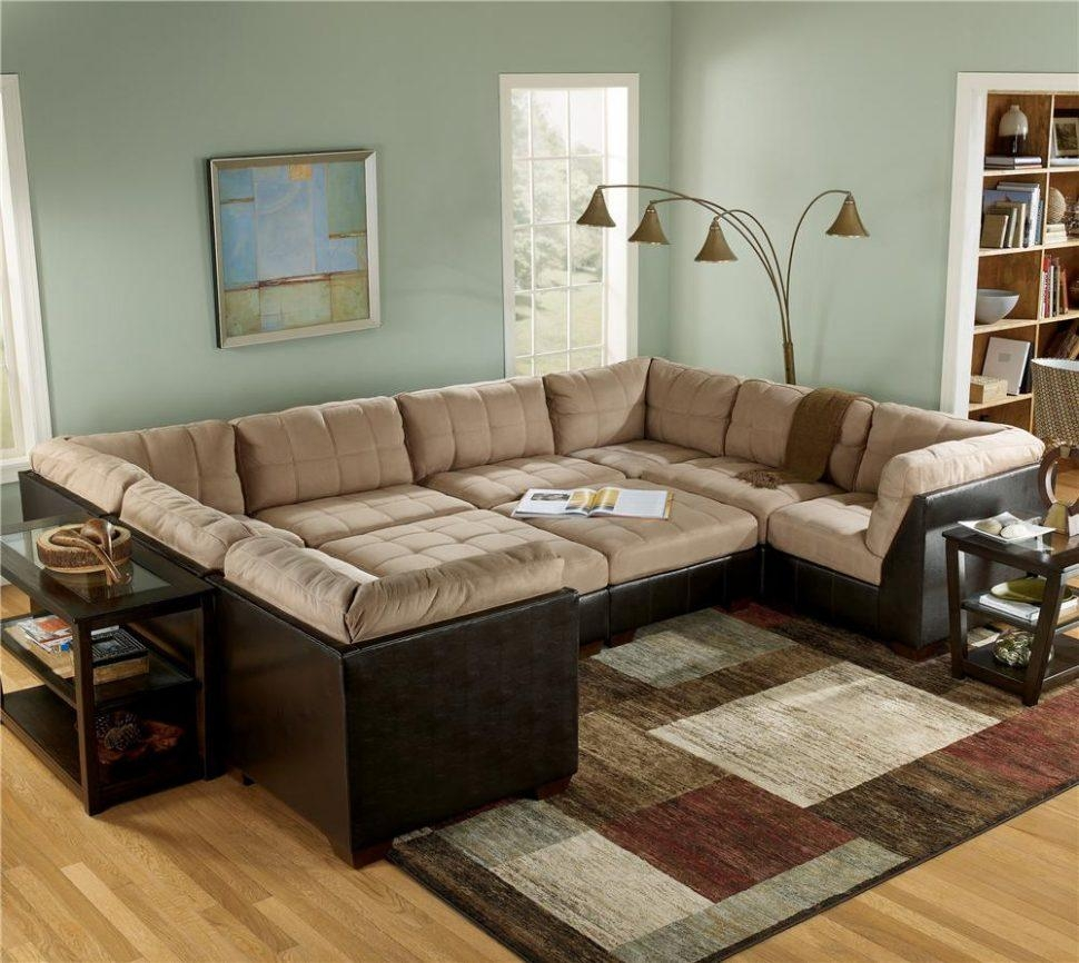20 Top Sectional Sofa With Large Ottoman  Sofa Ideas