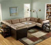 20 Top Sectional Sofa With Large Ottoman | Sofa Ideas