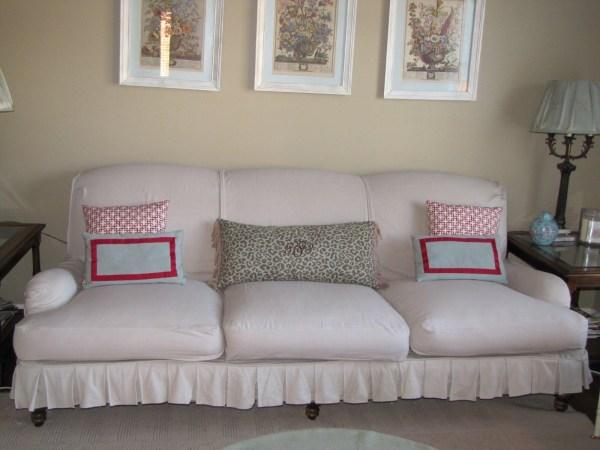 Shabby Chic Slipcovers Sofa Ideas