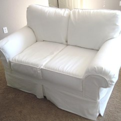 Sleeper Sofa Leather White Convertible Futon Bed 20 Collection Of Canvas Sofas Covers | Ideas