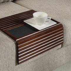 Sofa Arm Rest Tray High Back Corner Bed 20 Inspirations Under Tables Ideas