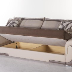 Sofas With Storage Under King Sleeper Sofa 20 Ideas Of Beds Underneath