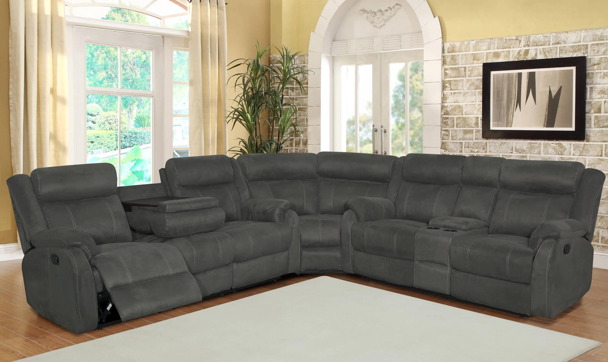 charcoal gray sofa bed coaster quinn 5 piece leather sectional black 20 43 choices of grey sofas ideas