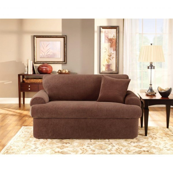 T-Cushion Sofa Slipcovers