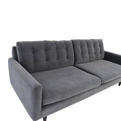 Crate And Barrel Sofa Sleeper Review Eco Friendly Los Angeles 20 Collection Of Sofas Ideas