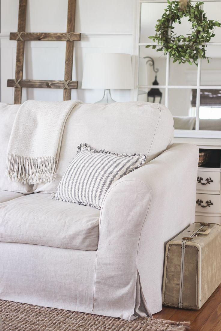 20 Photos Slipcover Style Sofas Sofa Ideas