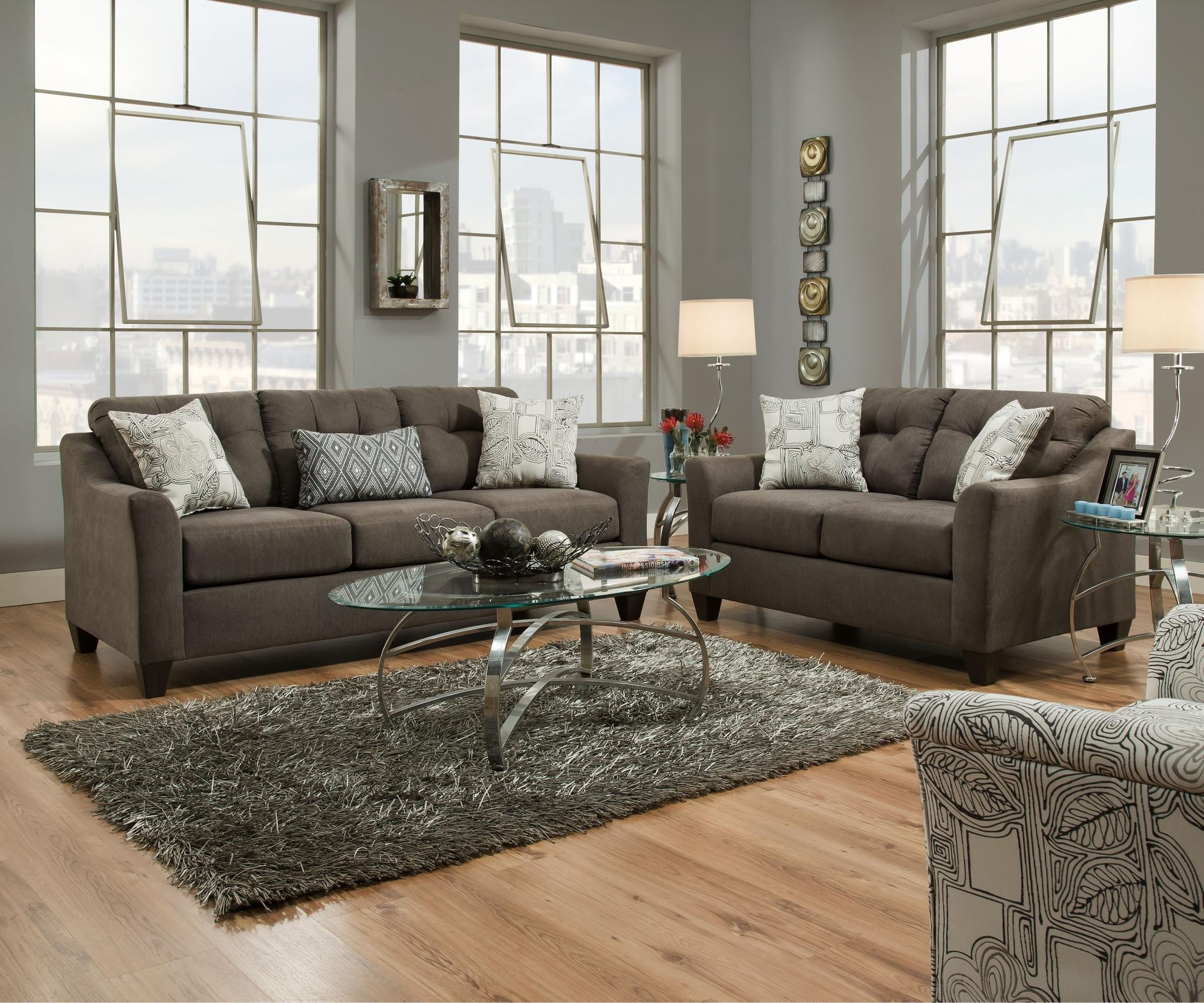 20 Collection of Simmons Sofas and Loveseats