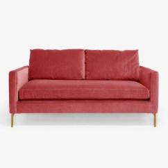 Abc Sofa Bed Pink Vine 20 Top Denim Loveseats Ideas