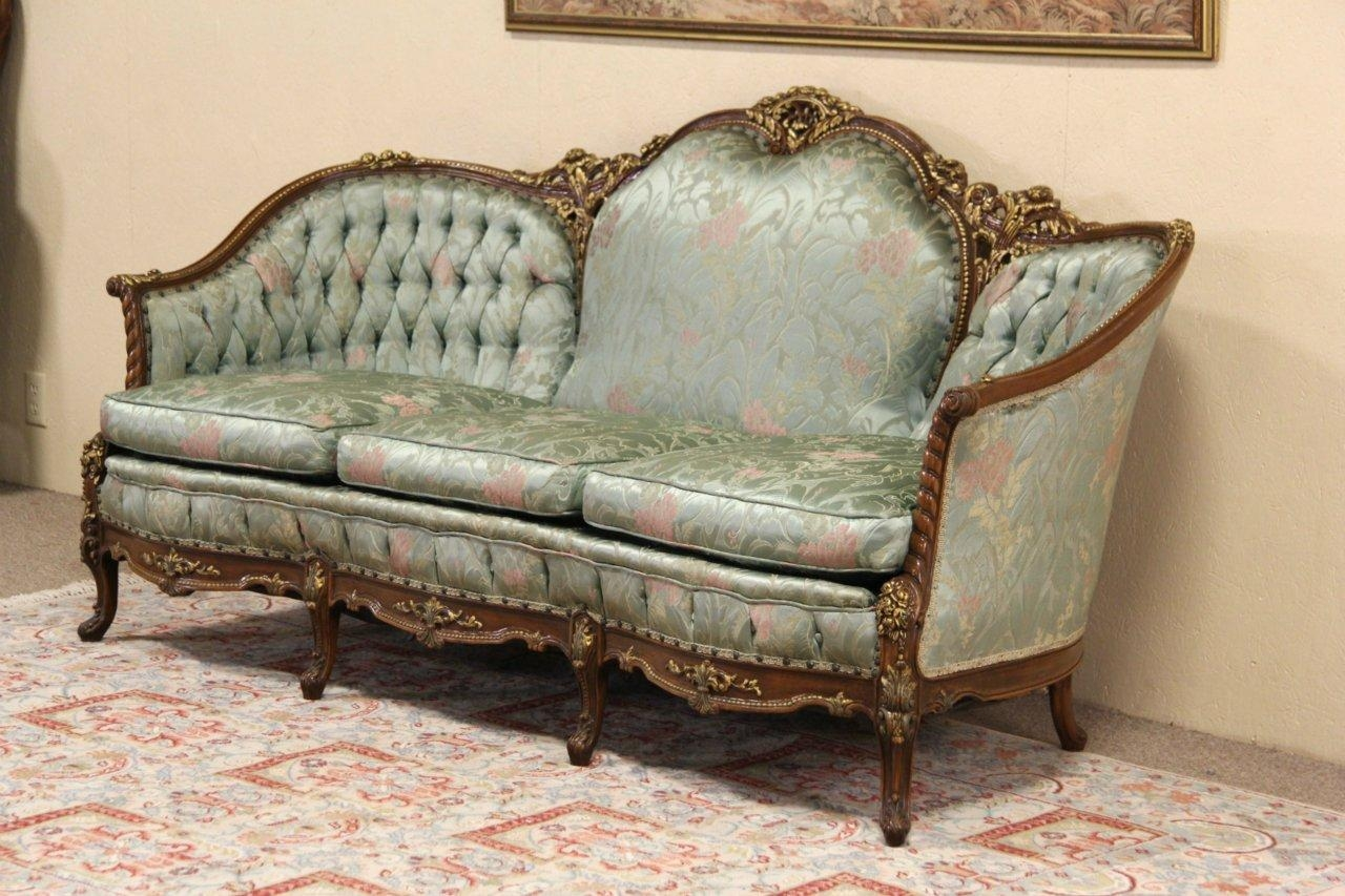20 Collection of Vintage Sofa Styles