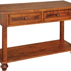Solid Cherry Sofa Table Stanley Fabric And Leather Right Hand Corner 20 Inspirations Chairs Ideas