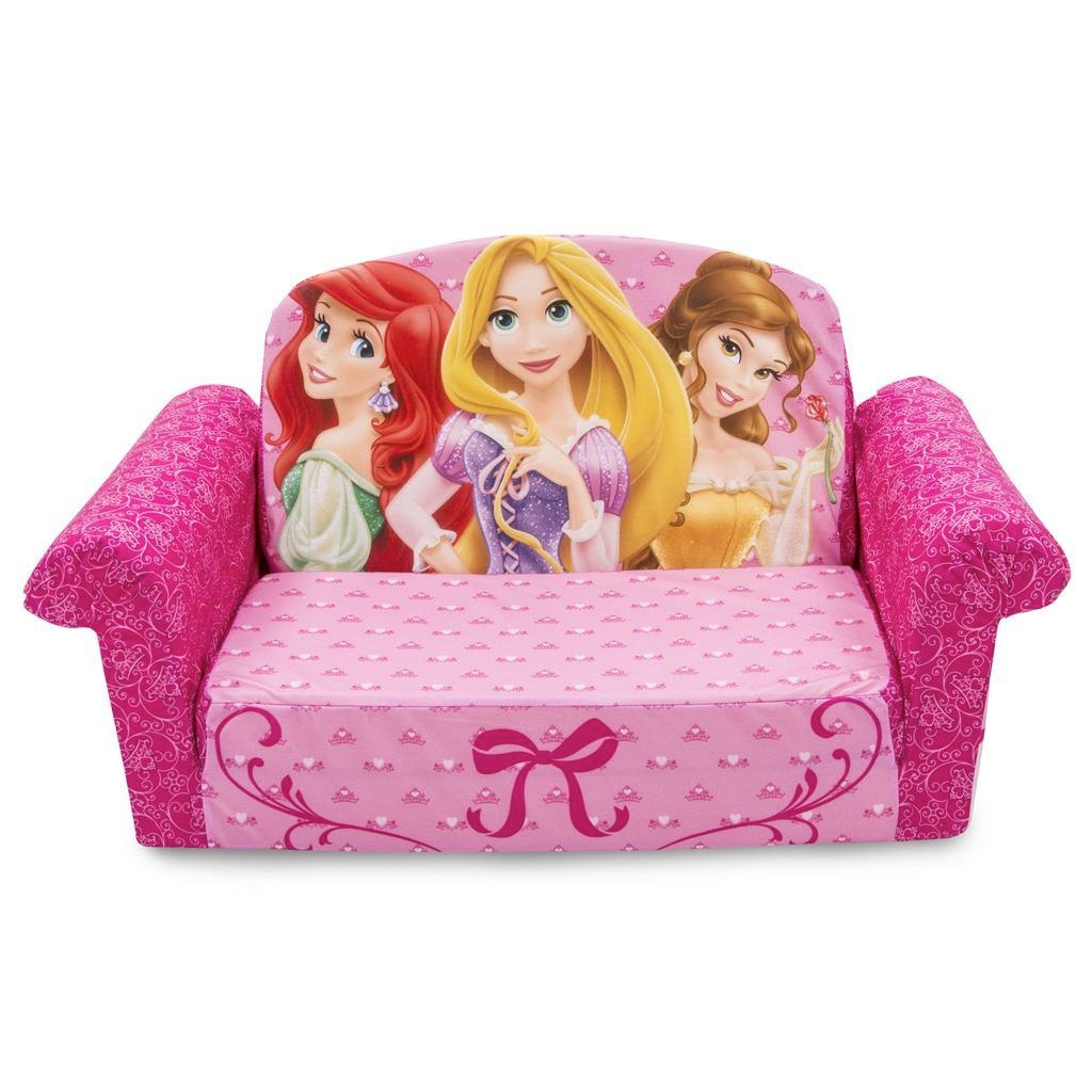 disney princess flip out sofa with slumber bag la z boy bed mattress 20 top open sofas ideas
