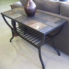 Granite Top Sofa Table L Shaped Sofas Cheap 20 Slate Tables Ideas