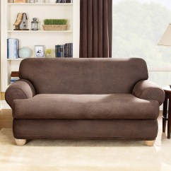 Sure Fit Durham One Piece Sofa Slipcover How To Decorate A Table Against Wall 20 Top Loveseat Slipcovers T Cushion Ideas