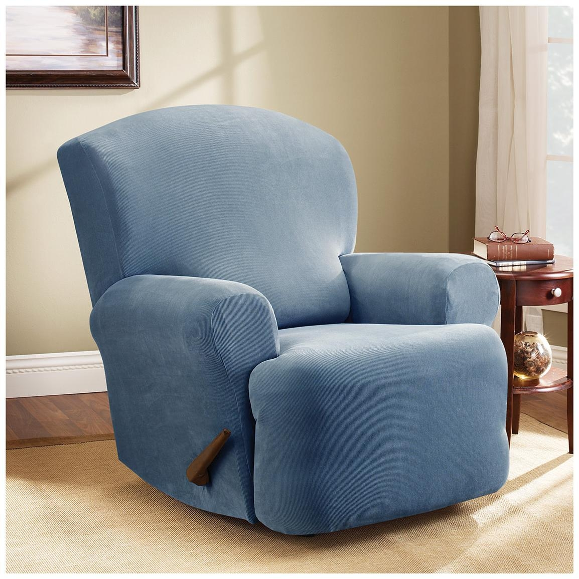 20 Ideas of Stretch Covers for Recliners  Sofa Ideas