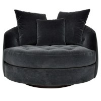 20 Top Cuddler Swivel Sofa Chairs | Sofa Ideas