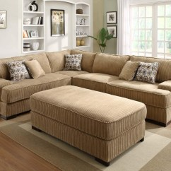 Wide Sofa Sectionals Microfiber Futon Bed 20 Inspirations Sectional Ideas