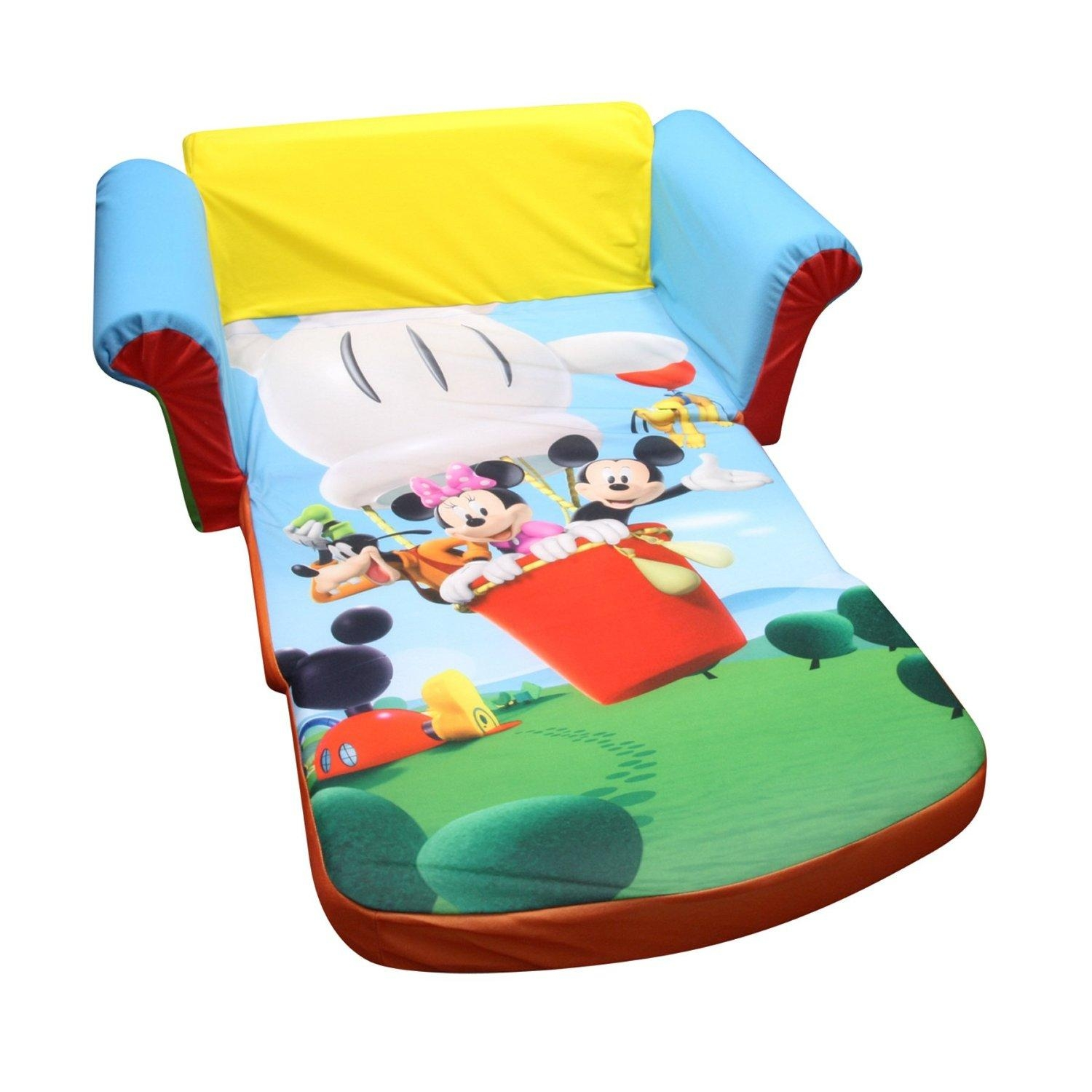 mickey mouse flip out sofa australia preston manufacturer 20 collection of fold couches ideas