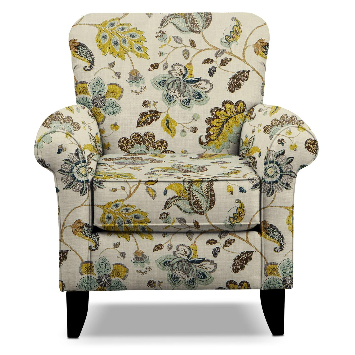 Floral Chairs 20 Best Collection Of Accent Sofa Chairs Sofa Ideas