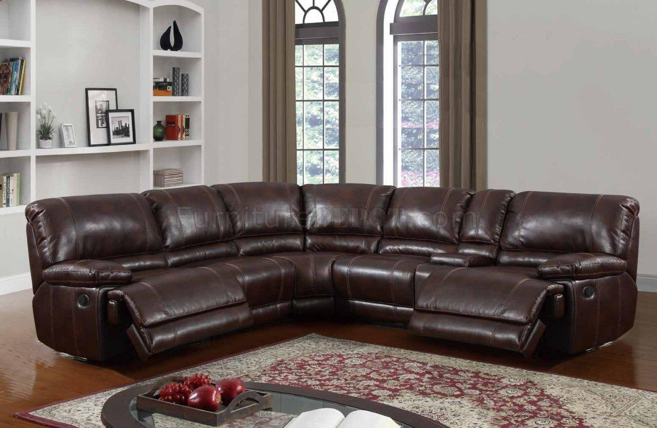 caruso leather 5 piece power motion sectional sofa no sew pillow covers 20 top ideas