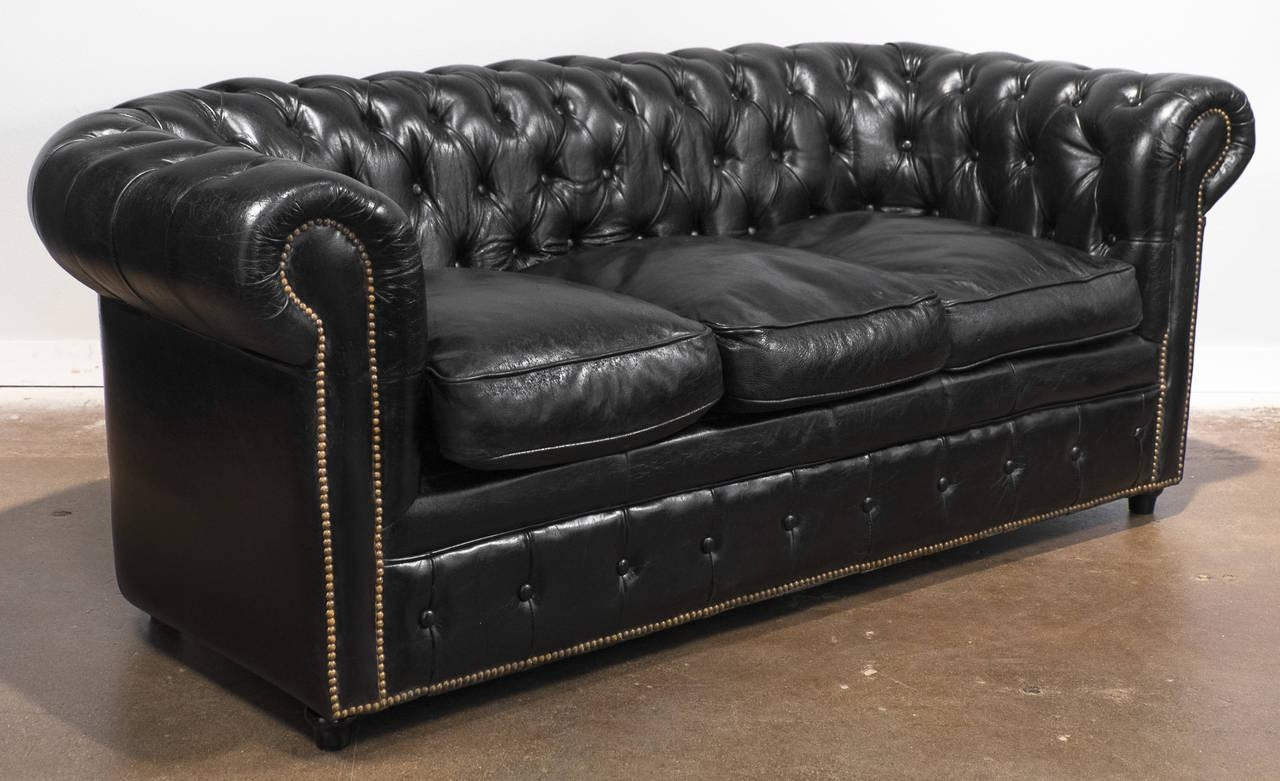 Leather Chesterfield Chair 20 Collection Of Vintage Chesterfield Sofas Sofa Ideas