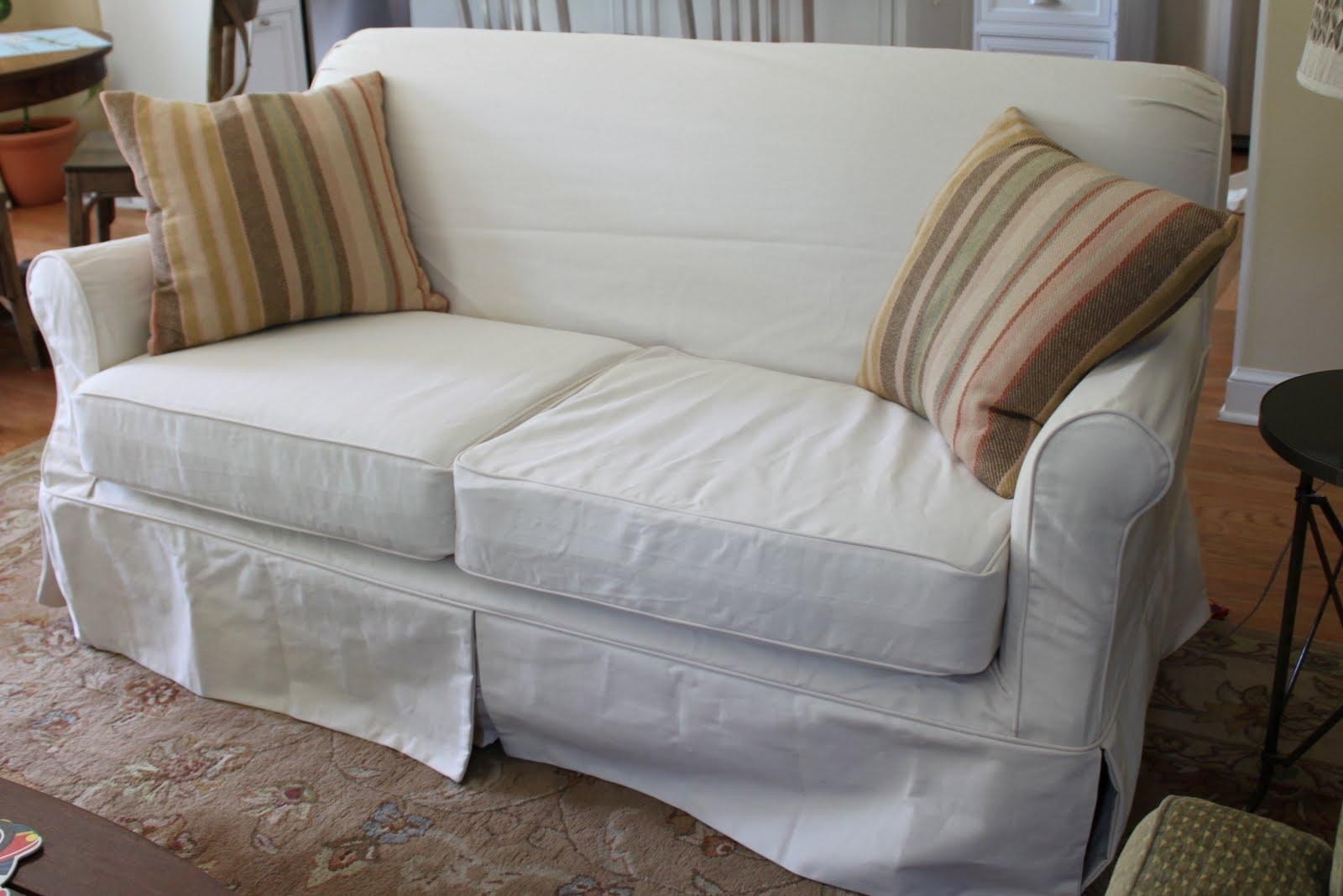 White Chair Slipcover Sofa Slipcover White Sofa Covers Related Post From