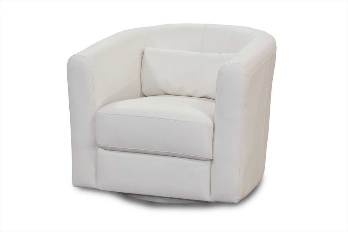 White Leather Chairs 20 43 Choices Of White Sofa Chairs Sofa Ideas