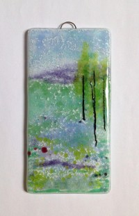 20 Best Fused Glass Wall Art Hanging | Wall Art Ideas
