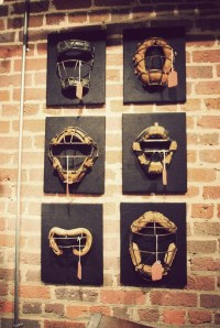 20 Best Collection of Vintage Baseball Wall Art | Wall Art ...