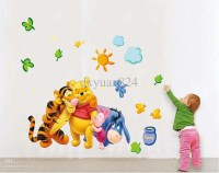 20 Best Collection of Winnie the Pooh Vinyl Wall Art