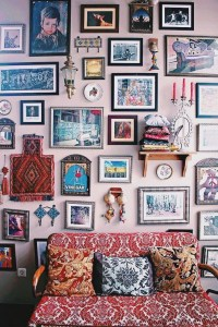 20 Ideas of Vintage Style Wall Art