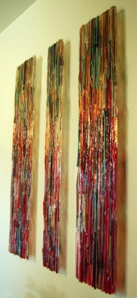 20 Top Fused Glass Wall Art Panels | Wall Art Ideas