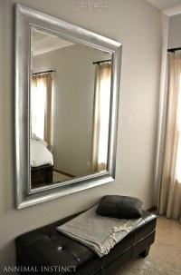 20 Ideas of Mirrored Frame Wall Art | Wall Art Ideas