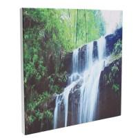 Waterfall Wall Art - Photos Wall and Door Tinfishclematis.Com