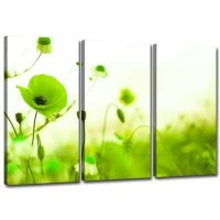 20 Ideas of Lime Green Wall Art