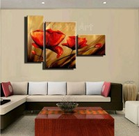 20 Best Ideas 3 Piece Floral Canvas Wall Art | Wall Art Ideas