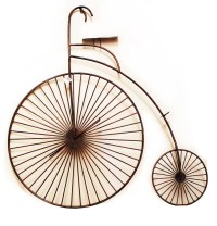 20 Best Ideas Metal Bicycle Art | Wall Art Ideas